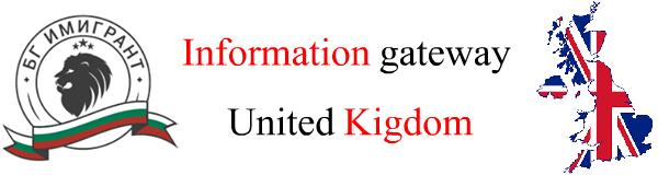 Каталог с важни контакти Великобритания, Англия